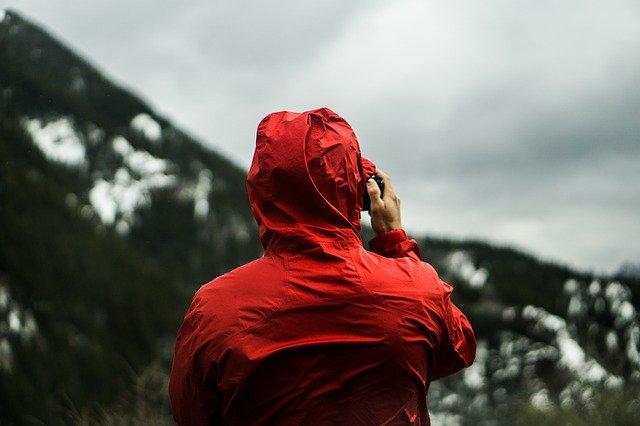 červená pláštěnka