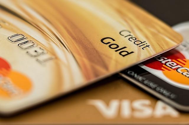 zlatá kreditka