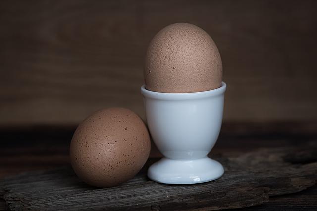hnědá vejce
