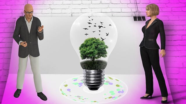 eko žárovka