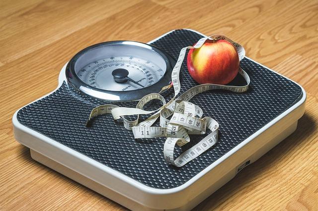 hmotnost váhy