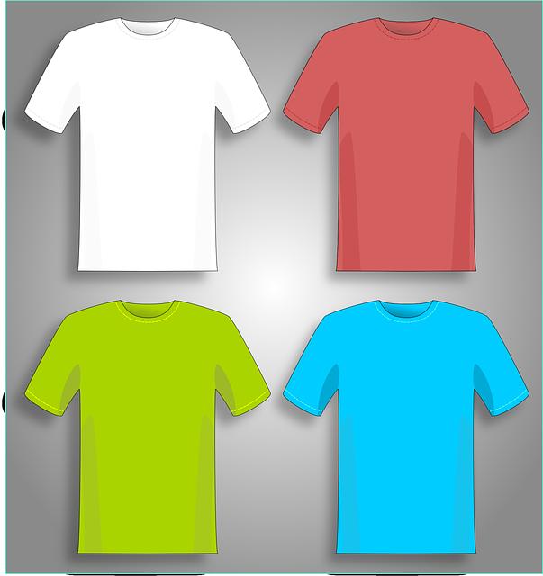 reklamní trička