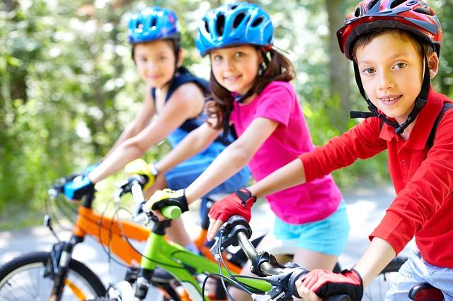 trojčata na kolech