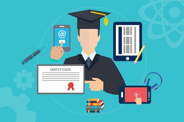 výukový program s certifikáty