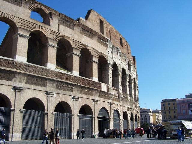 dovolená v Římě