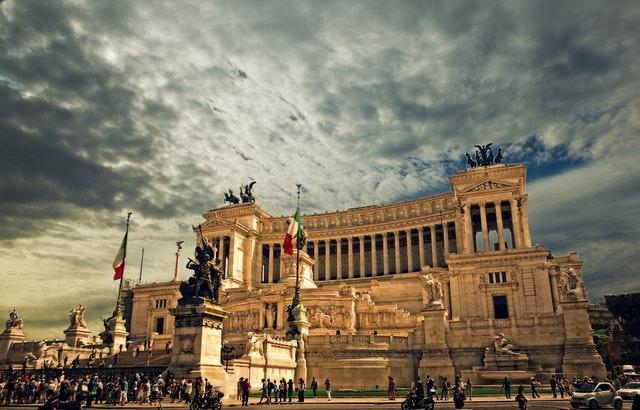 krásy Říma