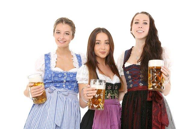oslavy s pivem