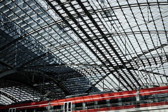 výškové vlakové nádraží