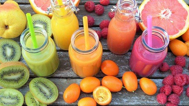 ovoce jako zdroj vitaminu C